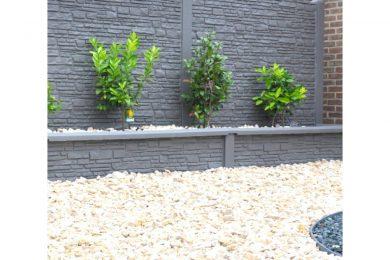 Betonnen schutting collectie van Schutting33.nl